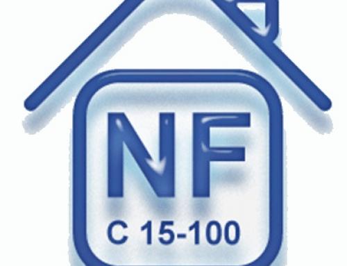 Habitez un logement conforme aux normes électriques